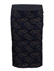 Skirt-jersey - MIDNIGHT BLUE