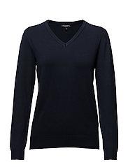 Pullover-knit Heavy - MIDNIGHT BLUE