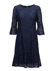 Dress-light woven - MIDNIGHT BLUE