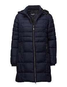 Coat Outerwear Heavy - MIDNIGHT BLUE
