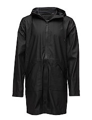 Riga, Rainwear - BLACK