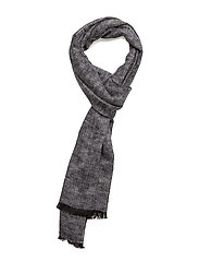 Scarf Silk - BLACK