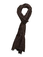 Scarf Wool - BROWN