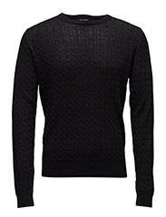 Neuxes, Men's O-neck - ANTHRACITE