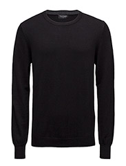 Mercury, Men's O-neck - BLACK