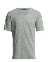 BARTON - Light Grey melange