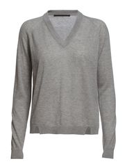 TAMIRA - Light Grey melange