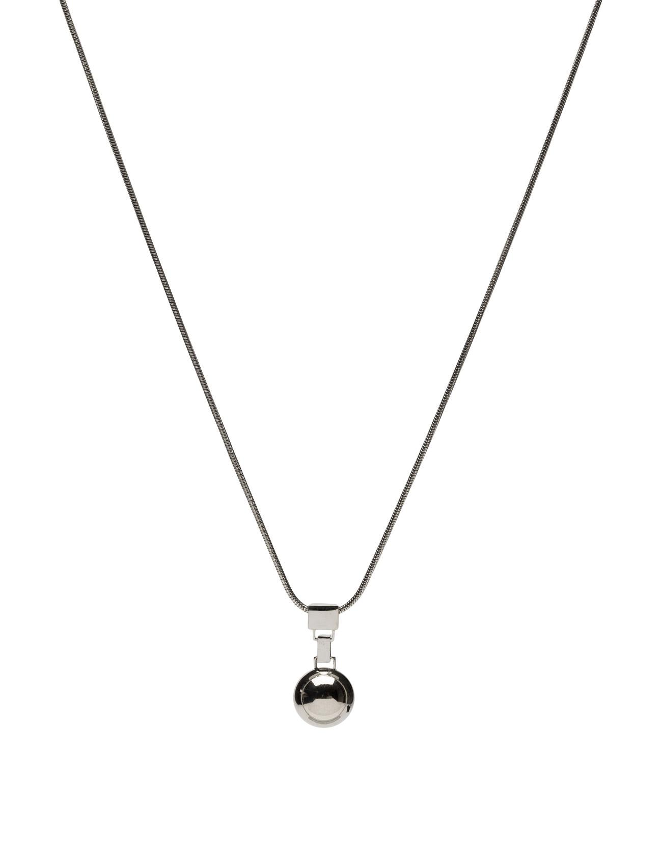 Divino Short Necklace Bud to rose Smykker til Damer i Stål