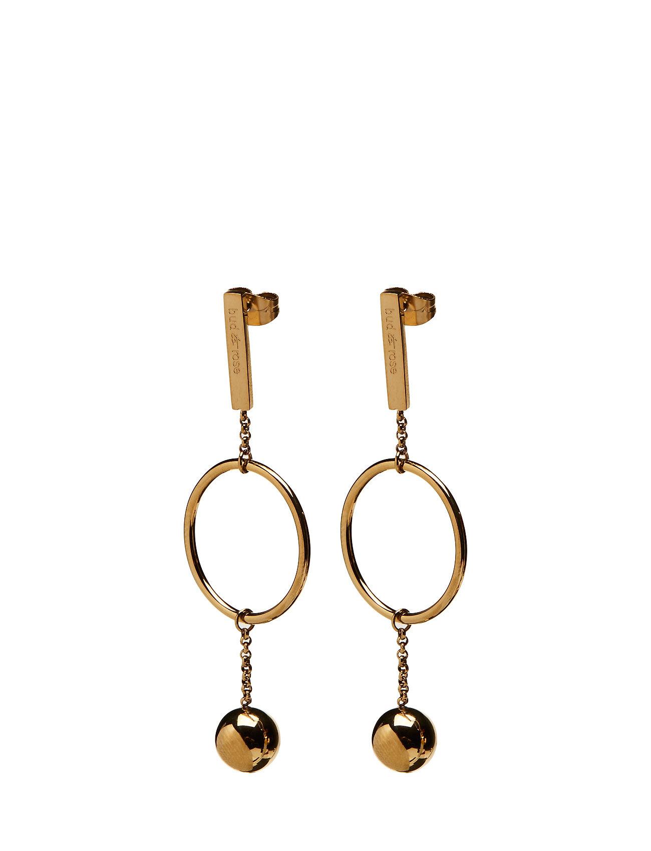 Orbit Chain Ear Bud to rose Smykker til Damer i Guld