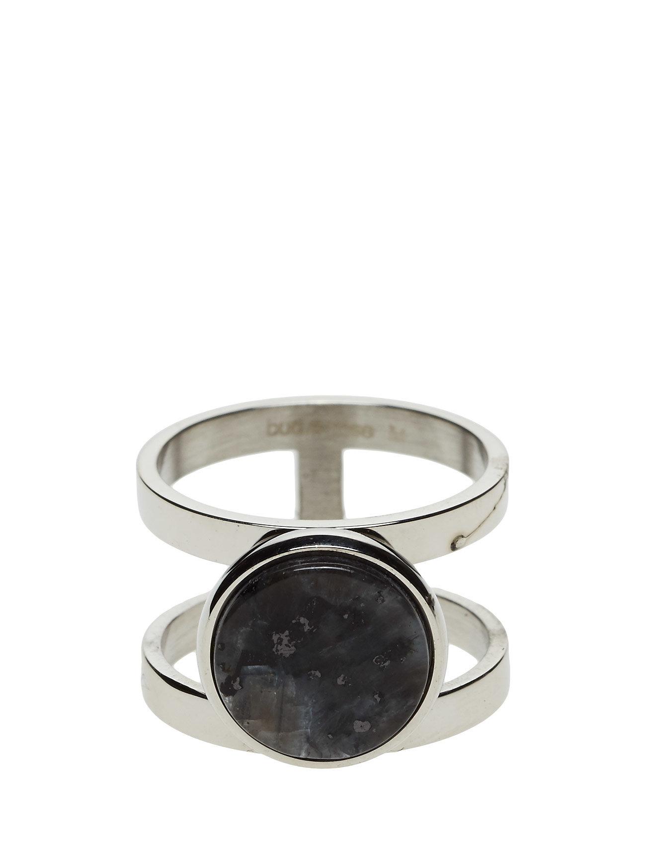 Marble Ring Bud to rose Smykker til Damer i Sølv