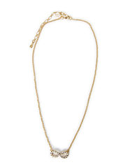 Infinity necklace - Gold