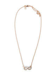 Infinity necklace - Rosegold
