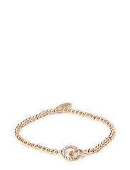 Twin bracelet - Rosegold