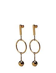 Orbit Chain Ear - GOLD