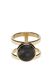 Marble ring - GOLD