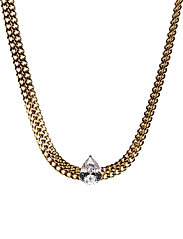 Diamond Neck/Choker 30 - GOLD