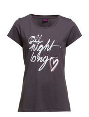 T-shirt Lovely Dreams - anthracite
