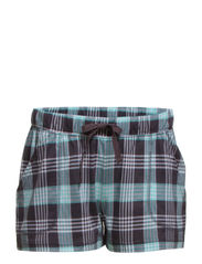 Buffalo Shorts - mint checked