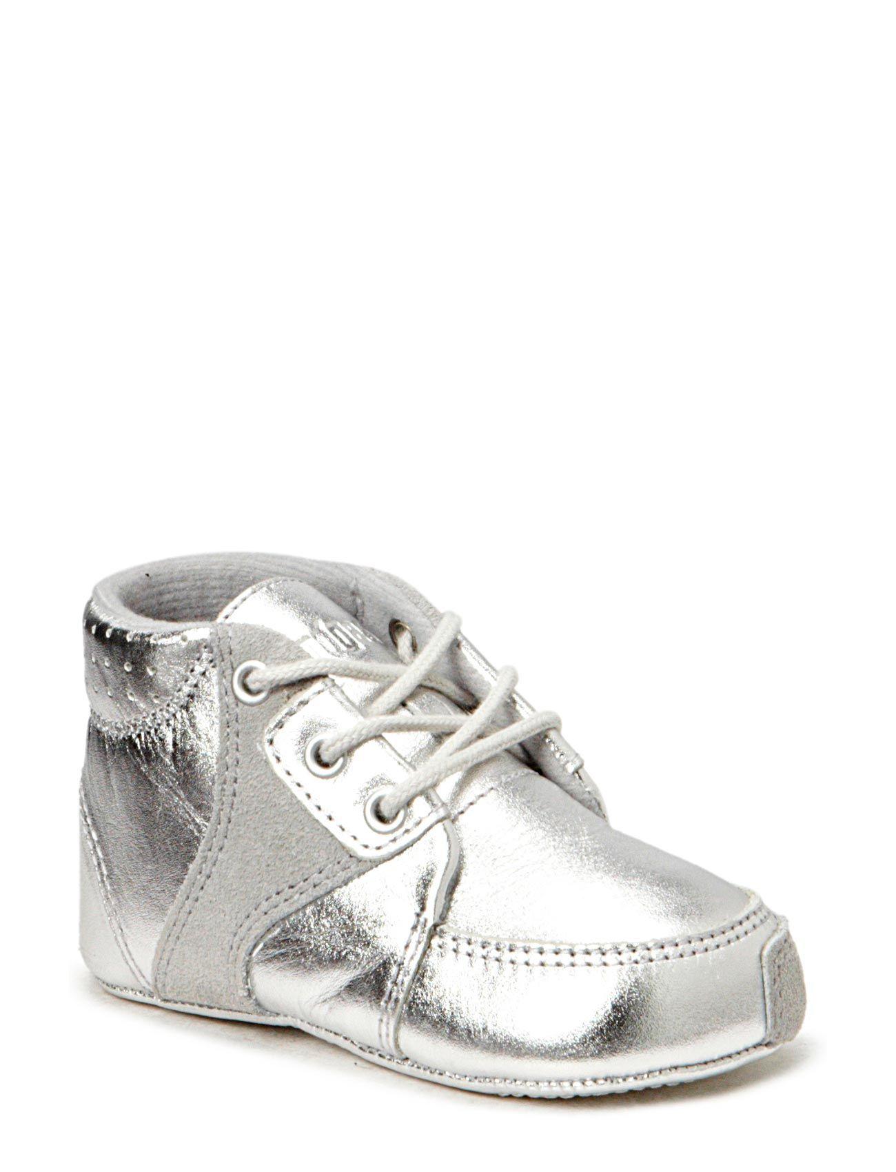 Prewalker silver w/laces fra bundgaard på boozt.com dk