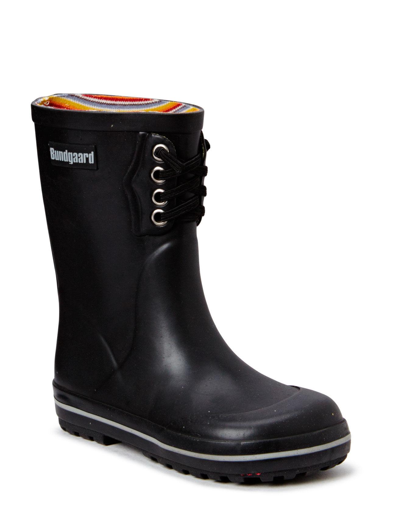36286be04ae Classic Rubber Boot Black Bundgaard Gummistøvler til Børn i Sort ...