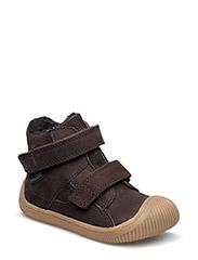 Walk Velcro Tex - BROWN