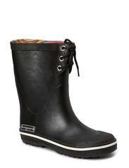 Classic Rubber Boot Black - Black