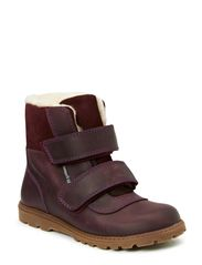 Tokker Purple Winter boot - Purple