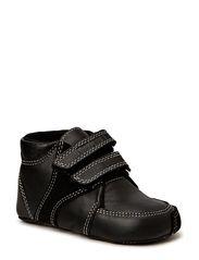 Prewalker Black w/velcro - Black