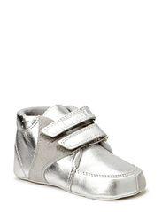 Prewalker Silver w/velcro - Silver