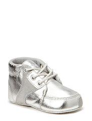 Prewalker Silver w/laces - Silver