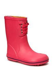 Classic Rubber Boot  Fuchsia - Fuchsia