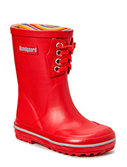 Classic Rubber Boot Red - Red