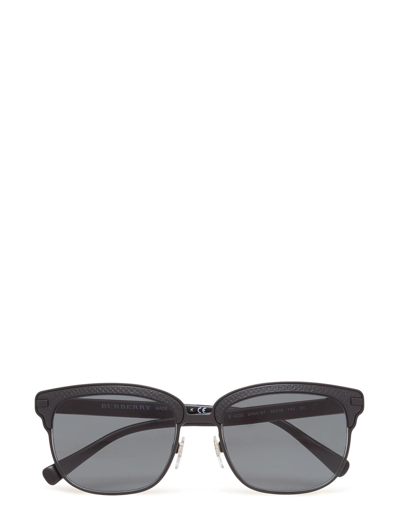 D-Frame Burberry Sunglasses Solbriller til Herrer i