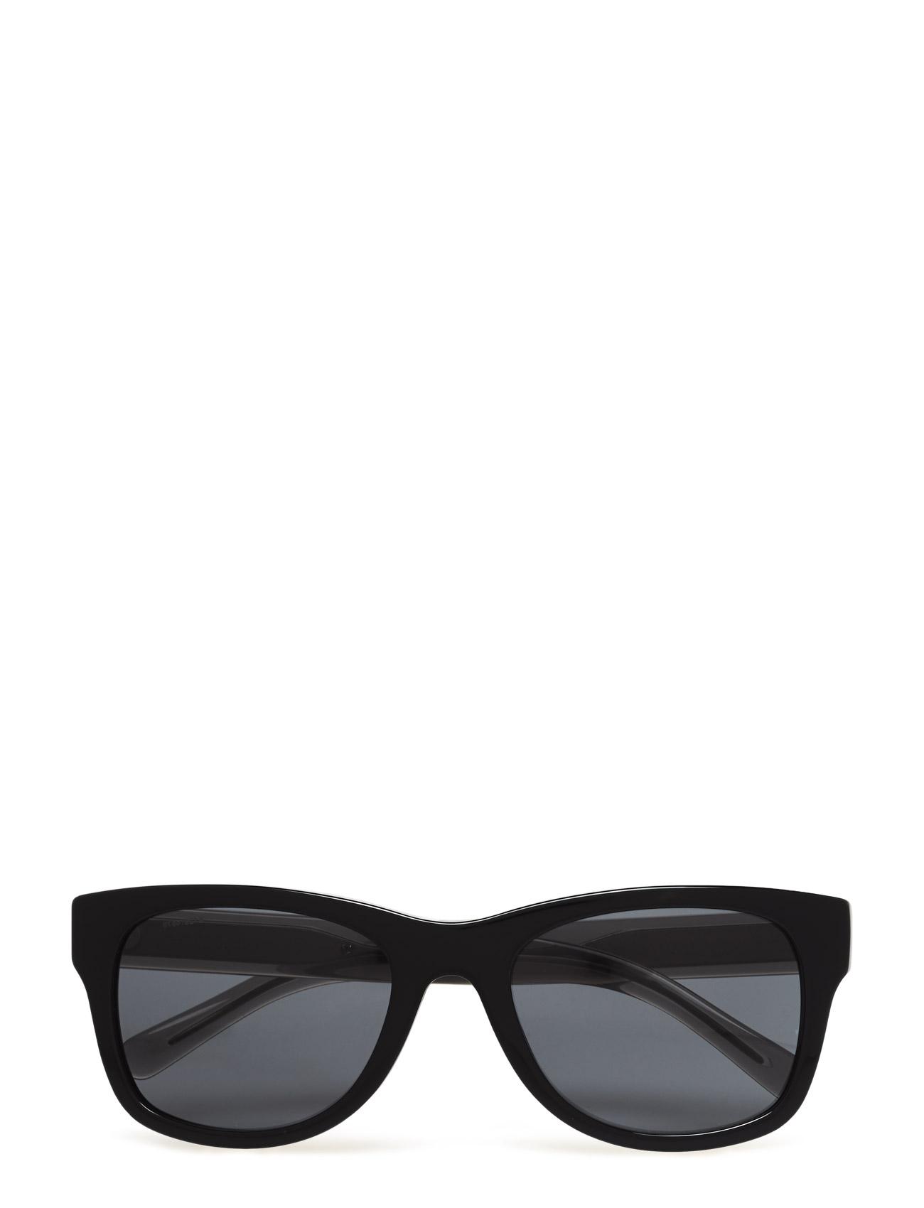 Acoustic | Check Core Burberry Sunglasses Solbriller til Herrer i Sort