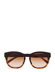 WOMEN'S SUNGLASSES - BLACK/HAVANA