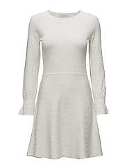 Alés dress - WHITE