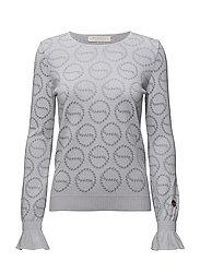 Bayeux sweater - LIGHT BLUE