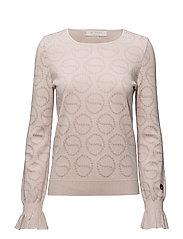 Bayeux sweater - LIGHT PINK