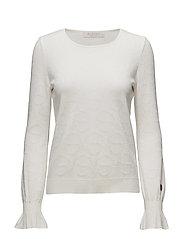 Bayeux sweater - WHITE