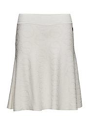 Cologne skirt - WHITE