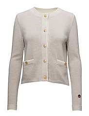 Paris cardigan - LIGHT BEIGE