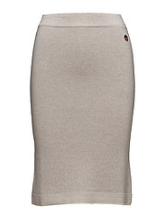 Marmasse Skirt - LIGHT BEIGE