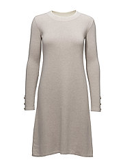 Orville Dress - LIGHT BEIGE