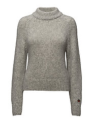 Avoriaz Sweater - LIGHT GREY