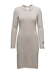 Auchel dress - LIGHT BEIGE