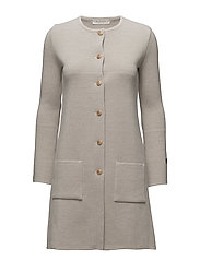 Vergné coat - CREME