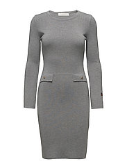 Coutances Dress - GREY