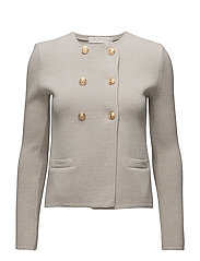 Kelly jacket - CREME