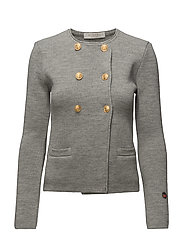 Kelly jacket - LIGHT GREY
