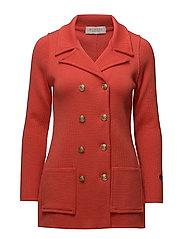 Victoria jacket - LIGHT RED